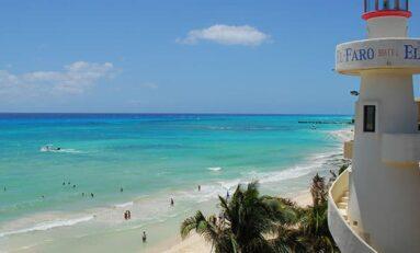 Anuncian toque de queda en Playa del Carmen