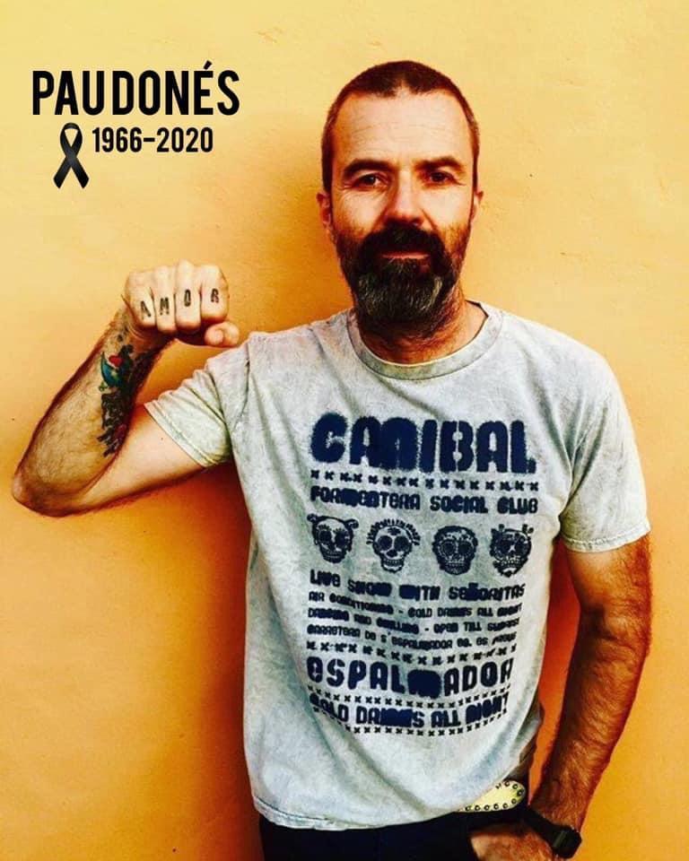 Muere vocalista y fundador de Jarabe de Palo