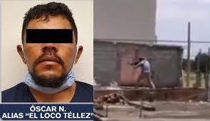 """Capturan a """"El Loco Tellez"""", líder huichicolero en Puebla"""