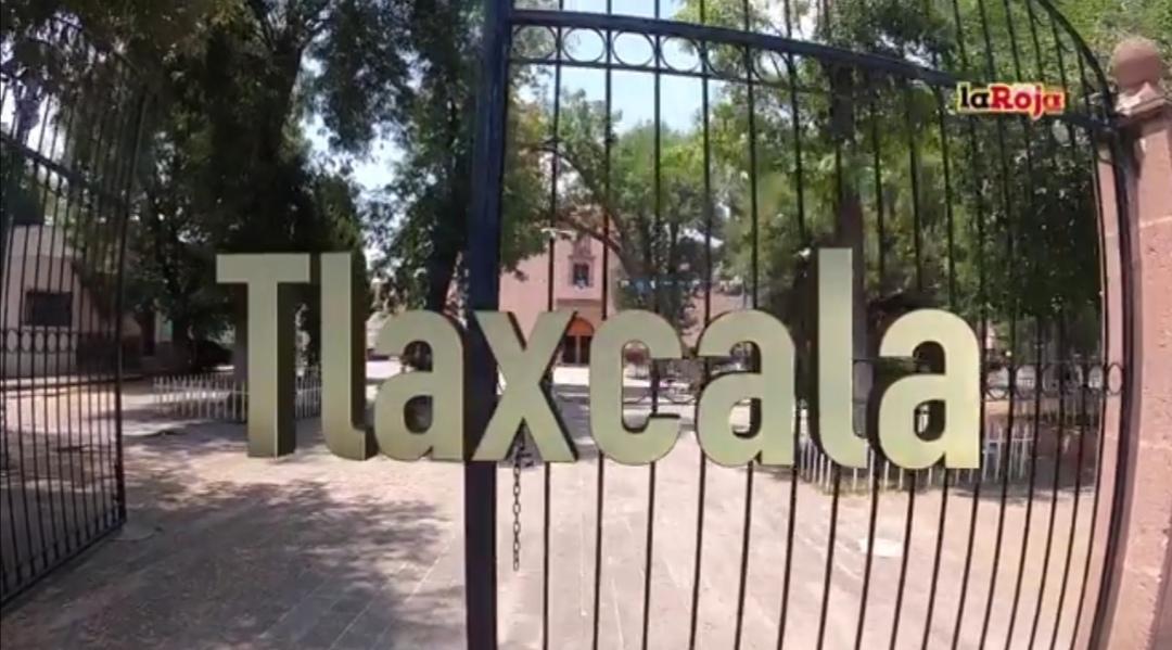 ALCALDE PANISTA HIZO DEL BARRIO DE TLAXCALA UN MULADAR Y UNA VERGÜENZA