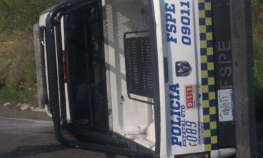 Emboscan a policías en Guanajuato, 5 muertos
