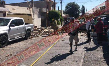 Fallece mujer herida en explosión de Lomas