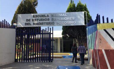 ESTUDIANTES DE LA ENESMAPO PIDEN QUE NO HAYA AUMENTOS EN LAS CUOTAS ESCOLARES