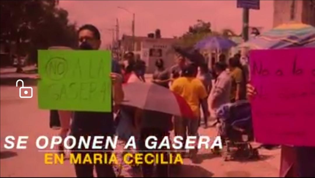 SE OPONEN A GASERA EN EL NORTE DE LA CIUDAD