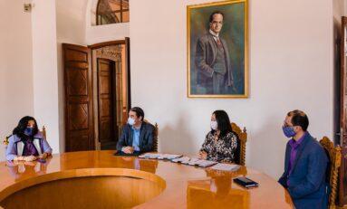 UASLP firma convenio de colaboración con el COPOCYT para proyectos de investigación