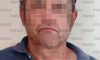 Arrestan a hombre acusado de lesionar y amenazar a su padre con unas tijeras