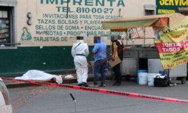 La violencia no tiene fin en la Ciudad, ejecutan a comerciante en céntricas calles