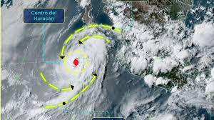 Huracán Helida se fortalece a categoría 2 en el Pacífico mexicano; no tocará tierra