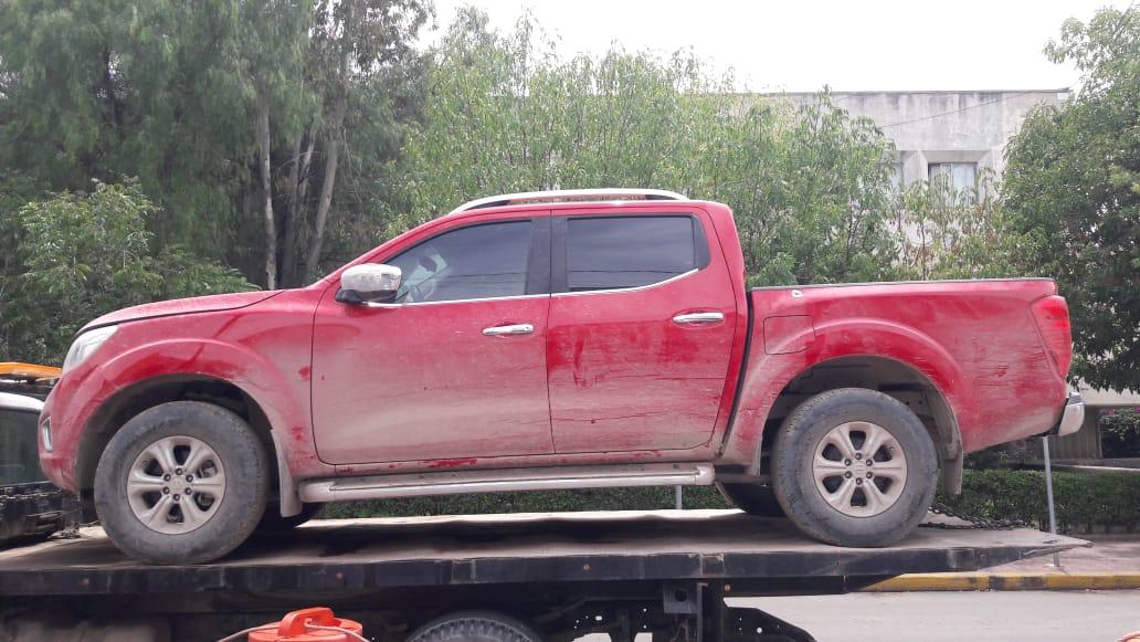 Decomisan droga, armas, equipo táctico y una camioneta con reporte de robo en Villa de Arista