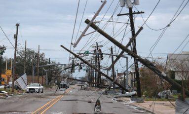 Laura se degrada a categoría 1, deja daños y muerte en Luisiana