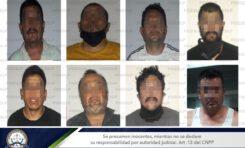 Vinculan a proceso a ministeriales y otros hombres involucrados en robo a cajero automático de Rioverde