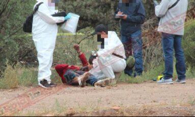 Ejecutan y decapitan a un masculino por el rumbo de la Comunidad de El Portezuelo