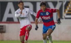 Necaxa vs Chivas se jugará hoy por la noche