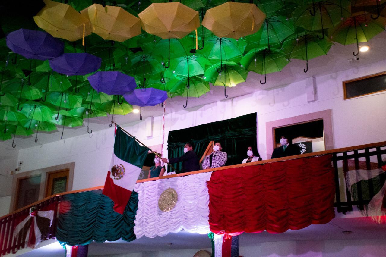 Soledad de Graciano Sánchez celebra su tradicional Grito de Independencia