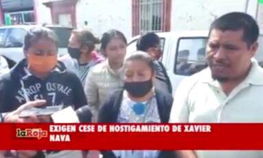 VENDEDORAS DE FLORES DENUNCIAN TORTURA SICOLÓGICA DE FISCALIA GENERAL DEL ESTADO