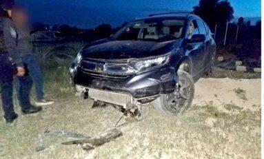 En accidente vial, arrestan a diputada federal por conducir en estado de ebriedad
