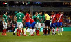 Cancelan partido amistoso entre Mexico y Costa Rica