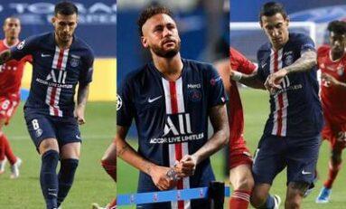 Neymar, Ángel Di María y Leandro Paredes habrían dado positivo a Coronavirus
