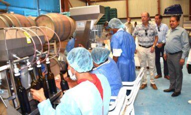 Vino producido en Soledad gana certamen internacional en la República Checa