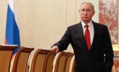 Vladimir Putin es propuesto para el Premio Nobel de la Paz 2021