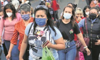 México suma 880 mil casos por Covid-19