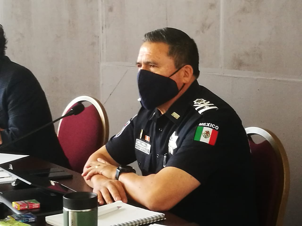 SECRETARIO DE SEGURIDAD DEL ESTADO ES ACUSADO DE COMPLICIDAD CON CRIMEN ORGANIZADO