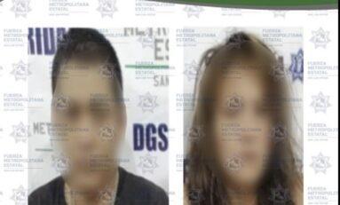 Policías estatales detienen a pareja con droga; uno de ellos relacionado con la sustracción de un PPL en Rioverde