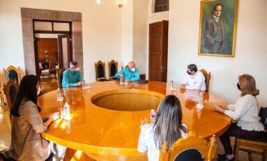 Desarrollan proyectos conjuntos de vinculación social, la UASLP y la Cruz Roja Mexicana