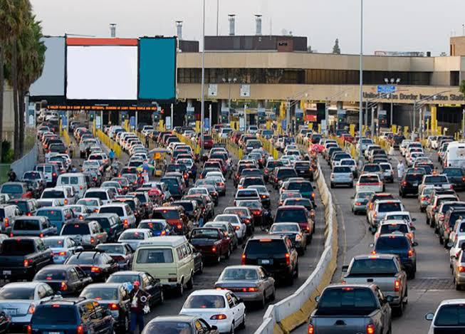 Extienden cierre parcial de frontera México-EU, al 21 de noviembre