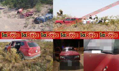 SLP supera a Guanajuato en número de asesinatos... Y triplica a Zacatecas