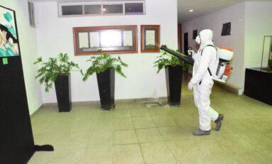 Ayuntamiento de Soledad continúa ejerciendo programa sanitario para evitar la propagación del Covid-19