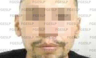 ES CAPTURADO MASCULINO PRESUNTAMENTE ACUSADO DE HOMICIDIO CALIFICADO EN SLP CAPITAL