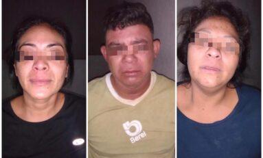 Arrestan a banda de ladrones de farmacias