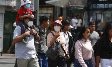 México suma más  860 mil casos de Covid
