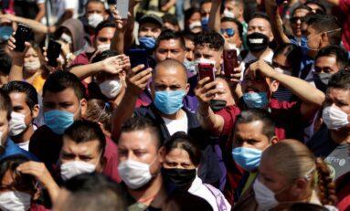 Coronavirus 11 de noviembre. México suma 986 mil casos de Covid y 96 mil 430 muertes