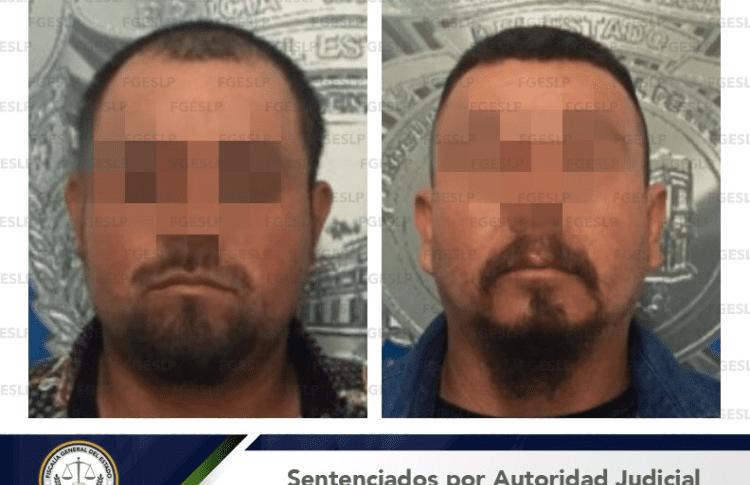 Dictan sentencia a dos hombres por robo y violación