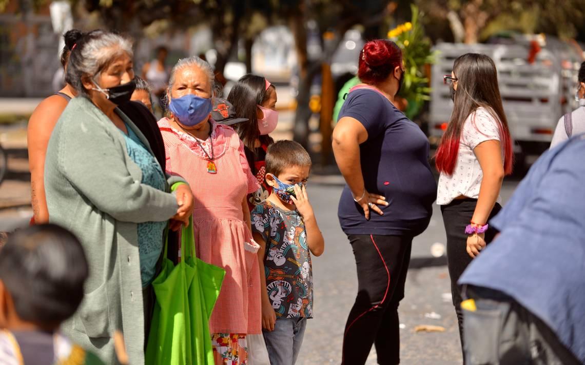 Coronavirus 17 de noviembre. México suma un millón 11 mil casos de Covid y 99 mil muertes