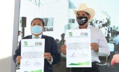 Ayuntamiento de Soledad comparte experiencias de desarrollo con su similar de Cadereyta Nuevo León
